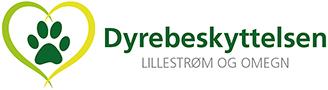 Dyrebeskyttelsen Lillestrøm og Omegn Logo